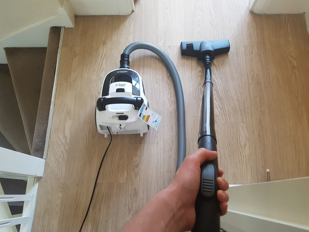 A hoover that changed my life.