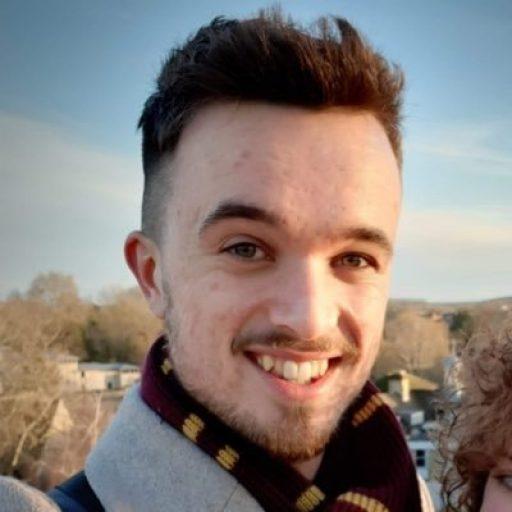 Josh Hamilton, owner of the Hardly Hamilton blog.